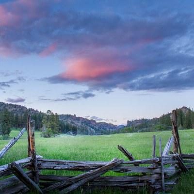 Demaris Ranch outside of Prineville. Photo: Marlin Kontje