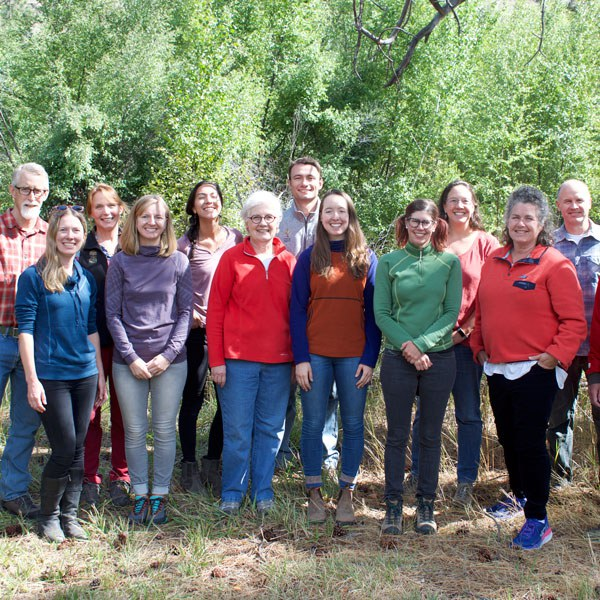 Land Trust staff work hard to conserve and protect lands in Central Oregon!