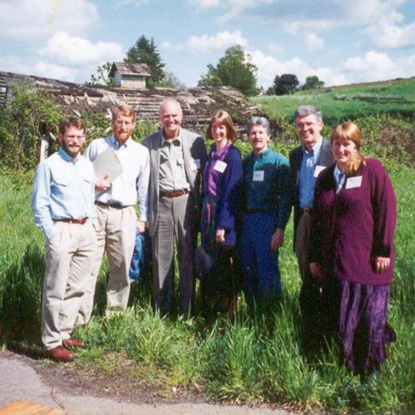 Founders of the Deschutes Land Trust, 1995.