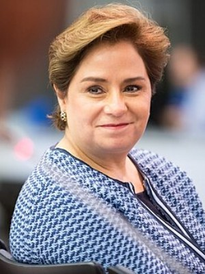 Patricia Espinosa. Photo: Wiki creative commons.