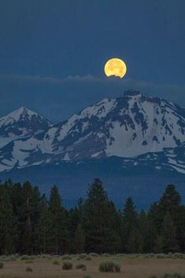 Celebrate the full moon on Halloween! Photo: Jay Mather.