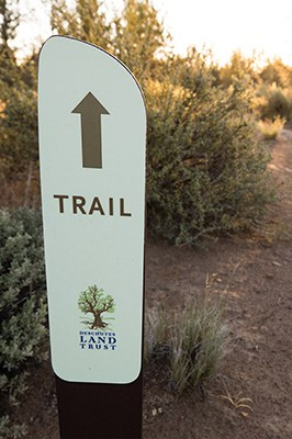 Taking care of our trails now will let us share them into the future. Photo: Tyler Roemer.
