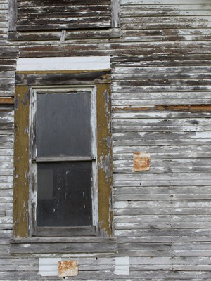 Old bunkhouse at Priday Ranch. Photo: Land Trust.