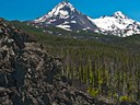 Three Sisters and Whychus Creek--A Geologic Past and Present