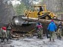 Whychus Creek returns to Camp Polk Meadow