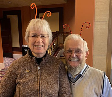 Andersons honored for stewardship