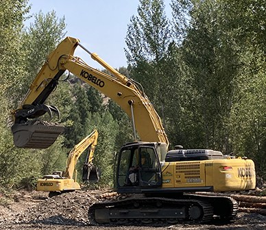 Delayed by COVID and fire, Deschutes Land Trust resumes Whychus Creek restoration