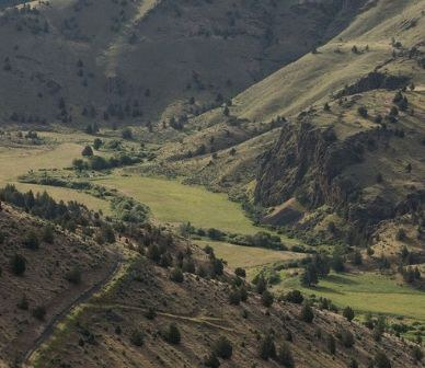 Resilient Landscapes Initiative Helps to Conserve 4,500 acres in Central Oregon