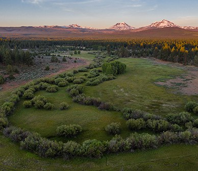Yesteryear: Deschutes Land Trust Acquires First Property in 1996