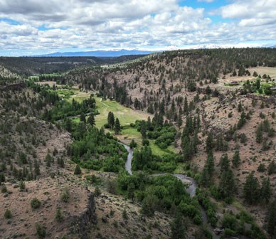 Deschutes Land Trust conserves Sisters, Oregon ranch forever